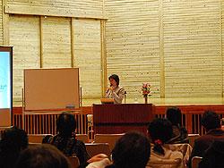 「地域資源を生かしたまちづくり」に関する講演会を開催しました。(1)