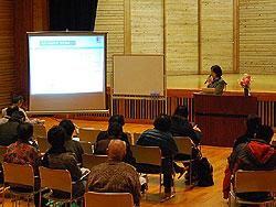 「地域資源を生かしたまちづくり」に関する講演会を開催しました。(2)