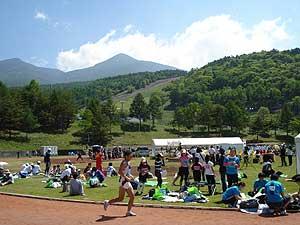 第6回 富士見高原八ヶ岳クロスカントリーが開催されました。