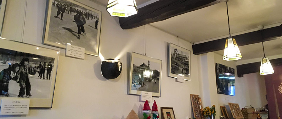 JR信濃境駅開業90周年記念「駅前まるごとギャラリー」開催中(~2018年11月25日)